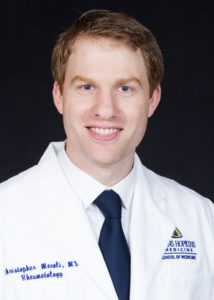 Christopher Mecoli, MD, MHS