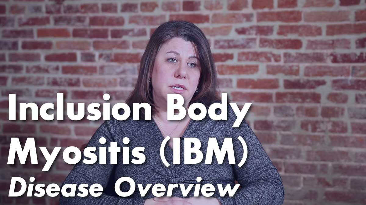 IBM Disease Overview