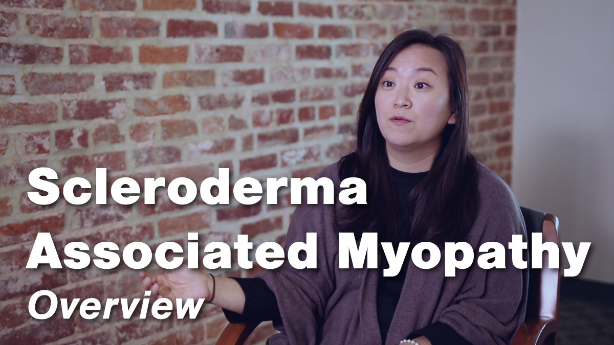 Scleroderma Associated Myopathy Overview