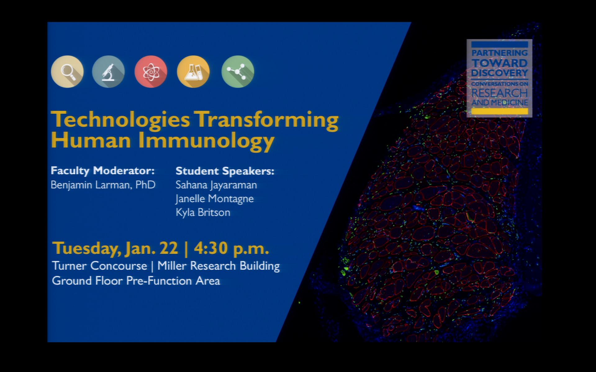 Technologies Transforming Human Immunology