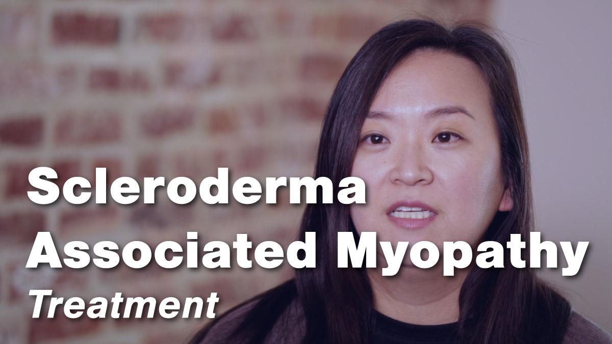 Treatment of Scleroderma Associated Myopathy